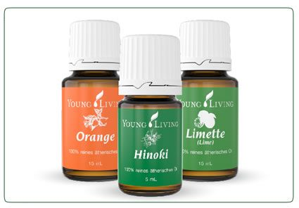 Content August Hinoki Orange Limette