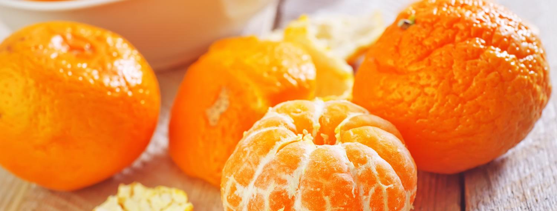 9 Variationen für das Mandarinenöl :=)